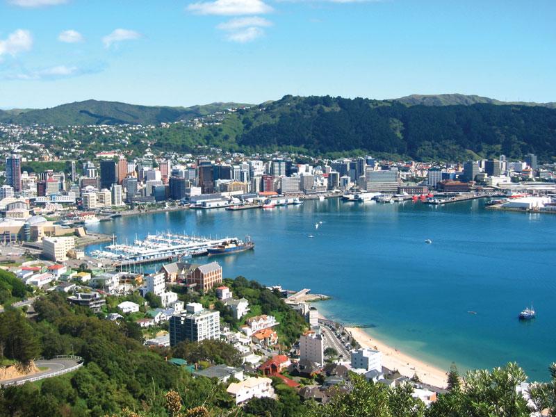 Wellington Neuseeland Sprachaufenthalt Linguaservice